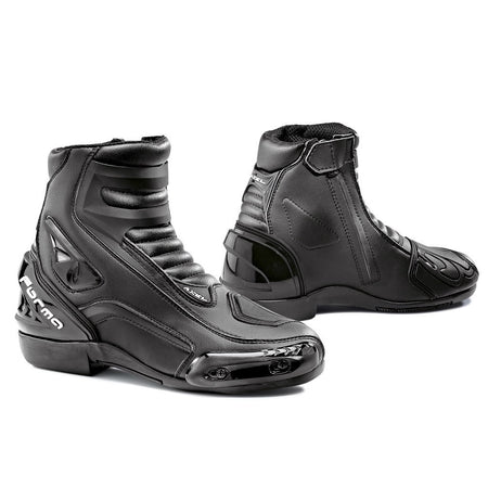 forma axel motorcycle boots black