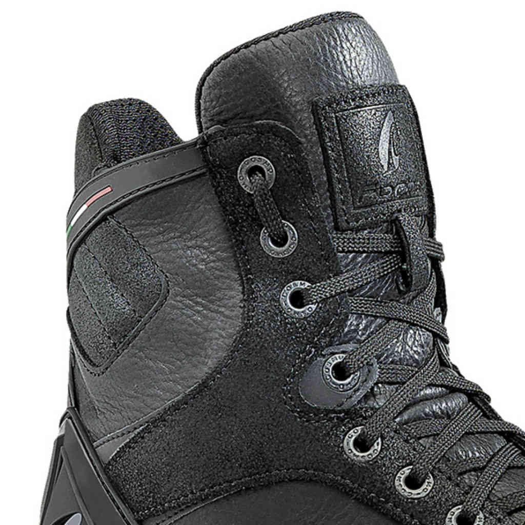 FORMA Hyper Waterproof Motorcycle Boots CE Approved Black