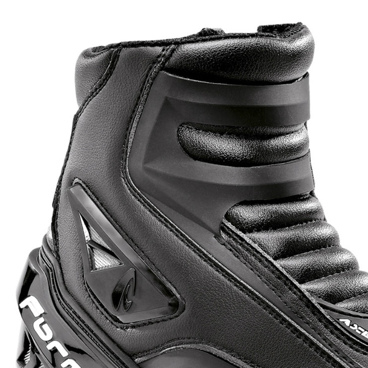Forma Axel motorcycle boots black ankle protection