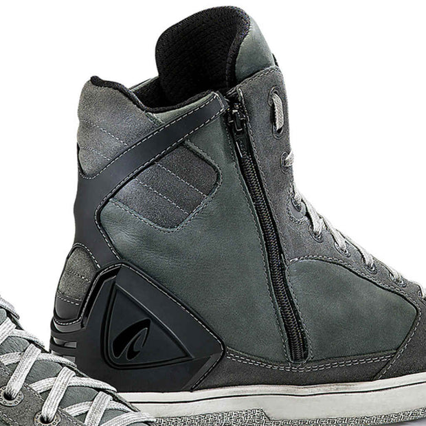 Forma Hyper motorcycle boots anthracite grey zip