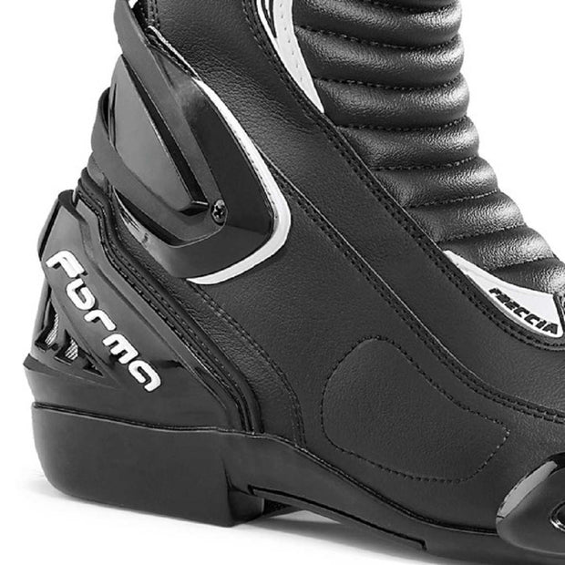 Forma Freccia motorcycle boots, black, ankle