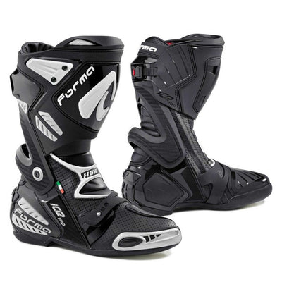 Forma racing boots motorcycle Ice Pro Flow black