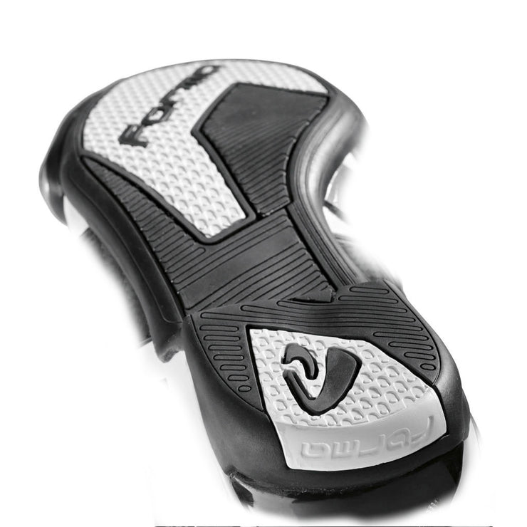 motorcycle boots sole | Forma Ice Pro white black