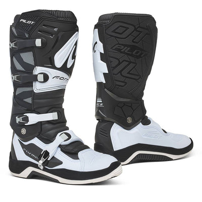 motocross boots new forma pilot pivot tech racing sg 10 12 7