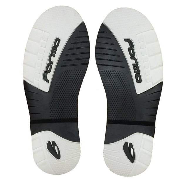 forma boots pro motocross sole white black