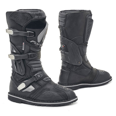 motorcycle boots, Forma Terra Evo X adventure adv riding dual sport