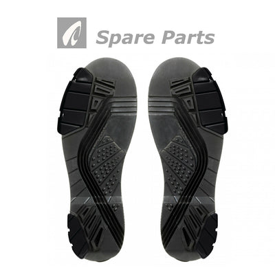 Forma supermoto motorcycle boots sole kit