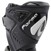 forma ice pro motorcycle boots black shin protection