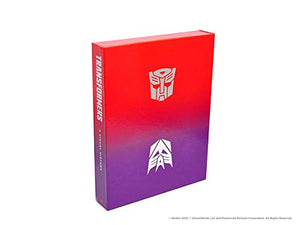 Transformers: A Visual History (Limited Edition)