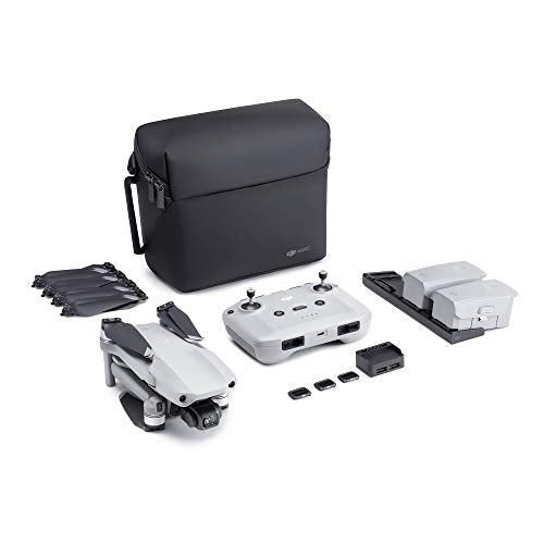DJI Mavic Air 2 Fly More Combo - Drone Quadcopter UAV with 48MP Camera 4K Video 8K Hyperlapse 1/2
