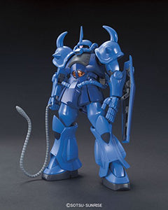 Bandai Hobby HGUC Gouf Revive Mobile Suit Gundam Building Kit (1/144 Scale), Multi-Colored, 8""
