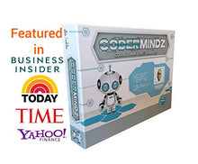 Load image into Gallery viewer, CoderMindz Game for AI Learners! NBC Featured: First Ever Board Game for Boys and Girls Age 6+. Teaches Artificial Intelligence and Computer Programming Through Fun Robot and Neural Adventure!