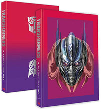 Load image into Gallery viewer, Transformers: A Visual History (Limited Edition)