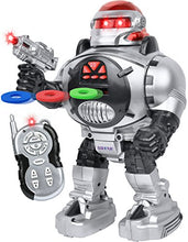Load image into Gallery viewer, Click N' Play Remote Control Robot for Kids