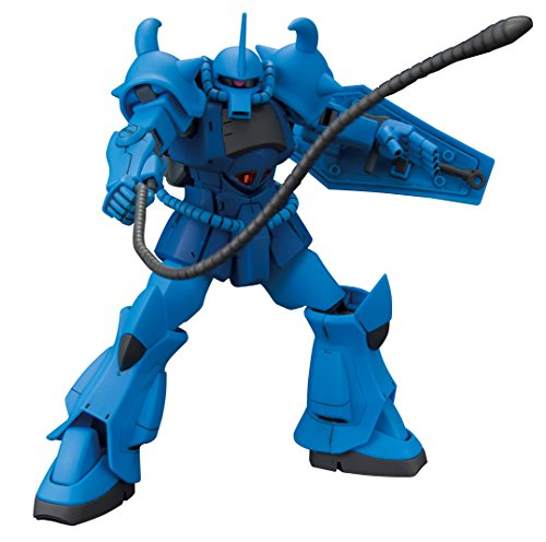 Bandai Hobby HGUC Gouf Revive Mobile Suit Gundam Building Kit (1/144 Scale), Multi-Colored, 8