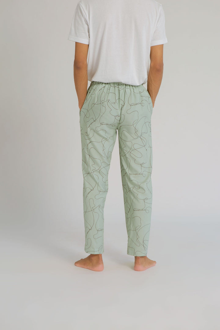 Parigi Men Pajama Pants in SS Line