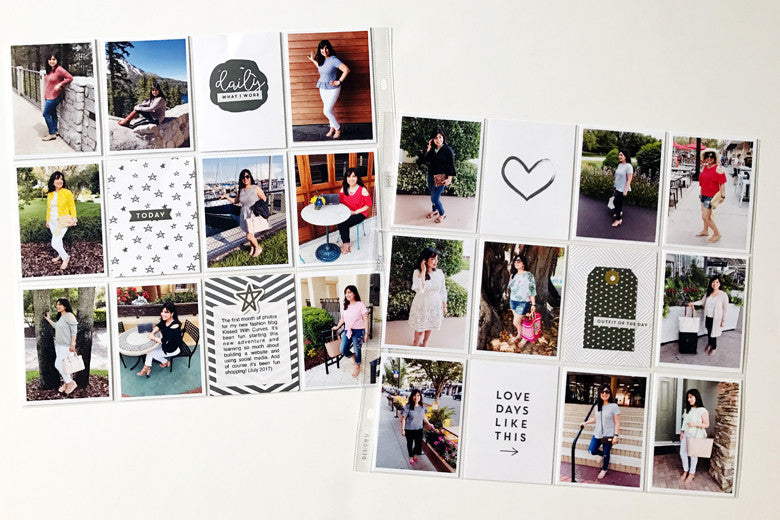 Project Life Spread | Anita Patel