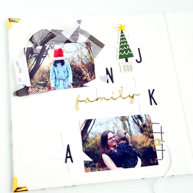 December Pages | Anne Keller