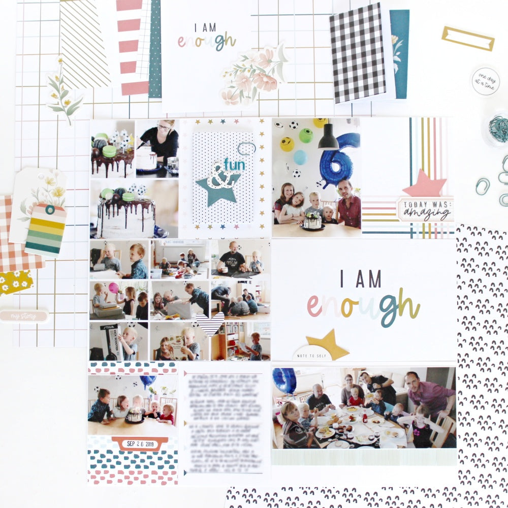 Birthday Pocket Pages | Jana Bennett