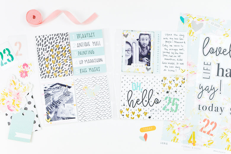 Alexis Pocket Pages | Suzanna Stein
