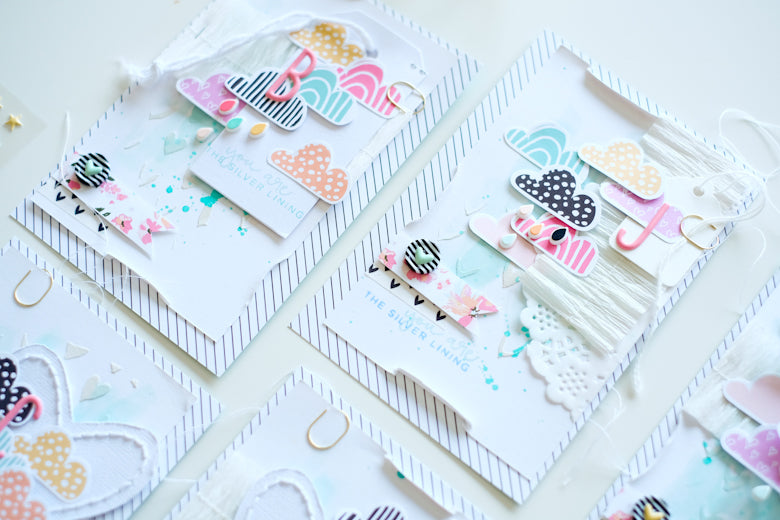 Brooke Treat Bag Cards | Suse Fish