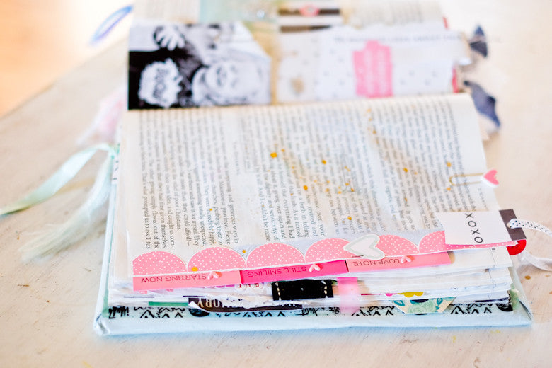 Bible Journaling with your kit | Suse