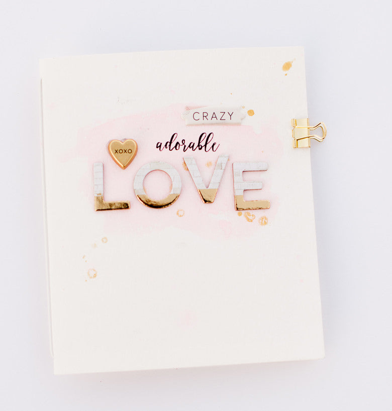 Crazy, Adorable Love Mini Album | Alexes Marie Brown