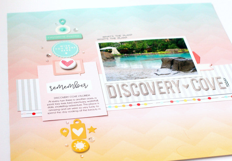 Summer Kit Color Flow| Nancy Damiano