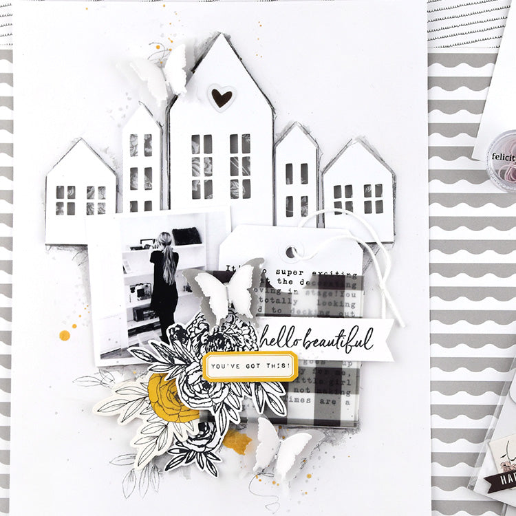 You've Got This Layout with the Jill Collection | Lorilei Murphy