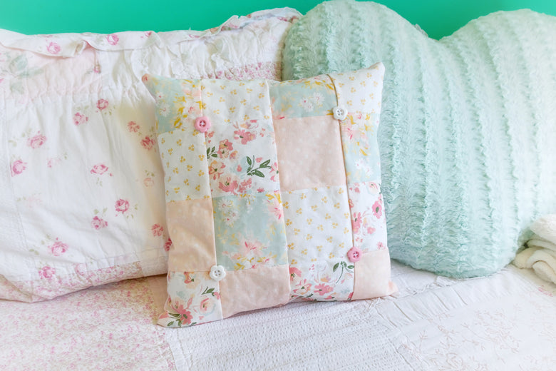 Sweet FJ Pillow | Tiffany Julia