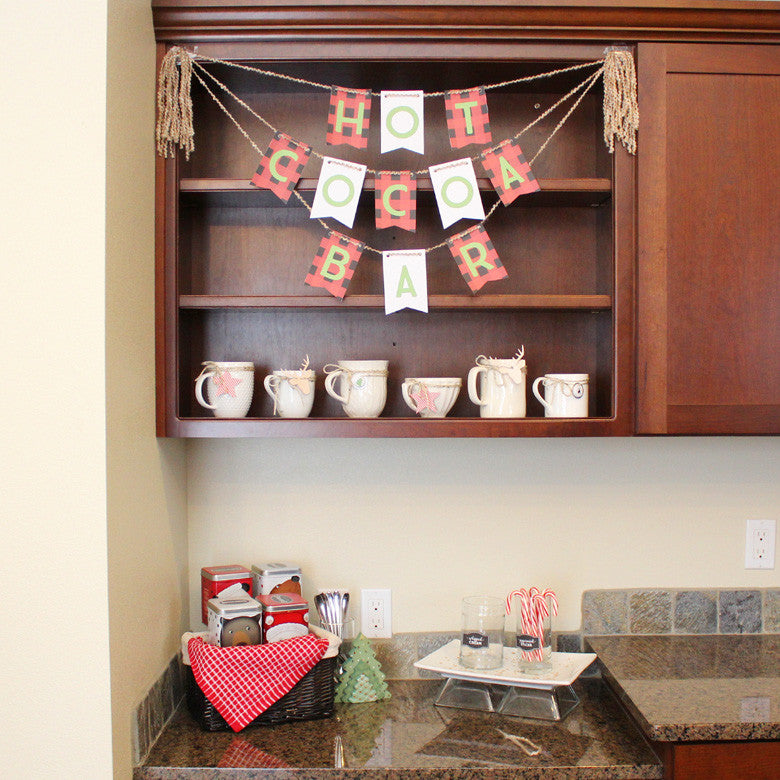 Hot Cocoa Bar | Banning Lane
