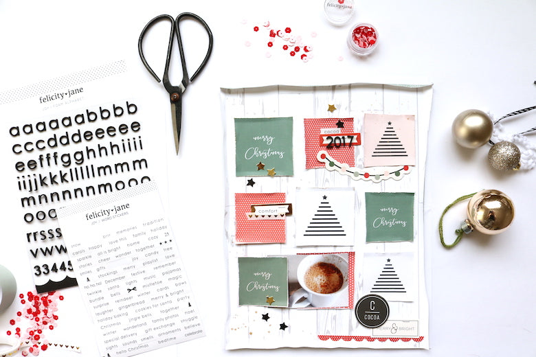 12 Days of Christmas Free Printables & Cut Files | Day No. 9