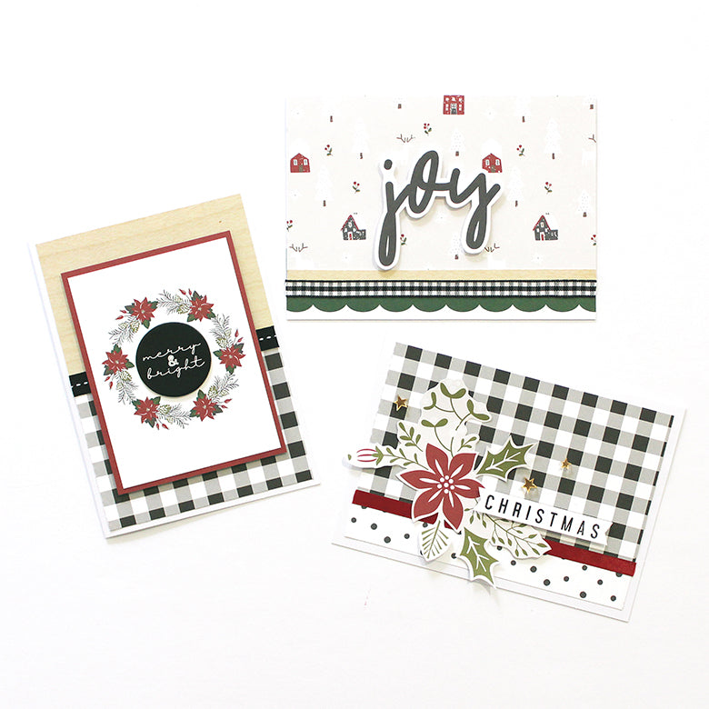 Christmas Cards with the Noel Kit | Mandy Melville