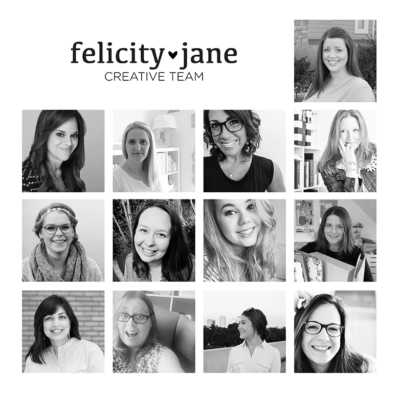 Felicity Jane Creative Team | 2016-2017