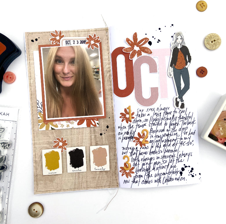 October TN Spread | Lydia Cost