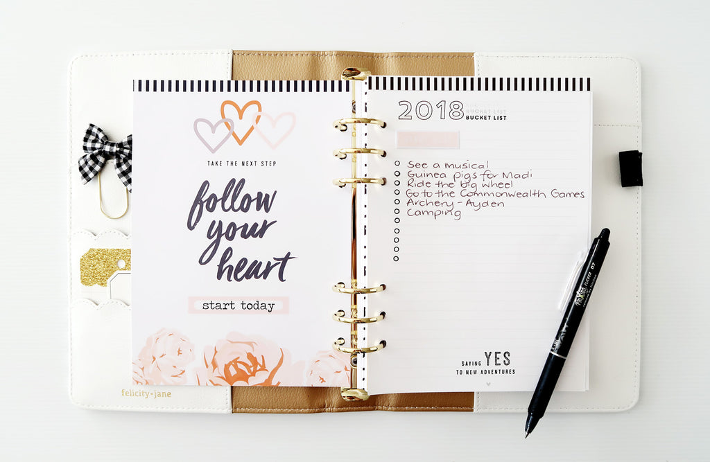 Reagan Digital Kit in Your Planner | Sheree Forcier