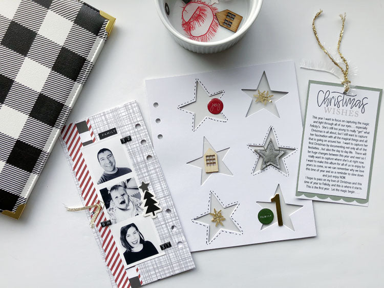December Daily Intro Pages | Sarah Zayas
