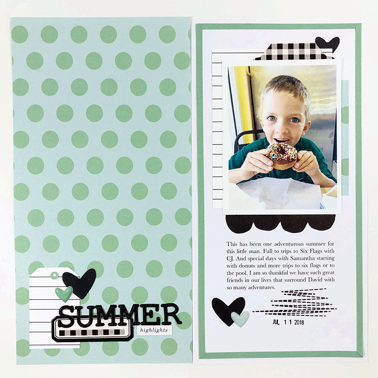 Summer Highlights with the Jaimee Kit | Lynne Ashcraft