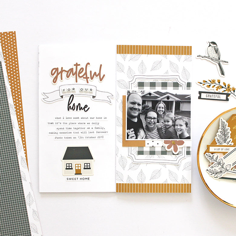 Gratitude Journaling with the Harper Kit | Mandy Melville