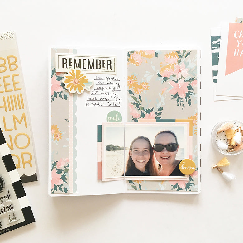 Remember TN Layout | Mandy Melville