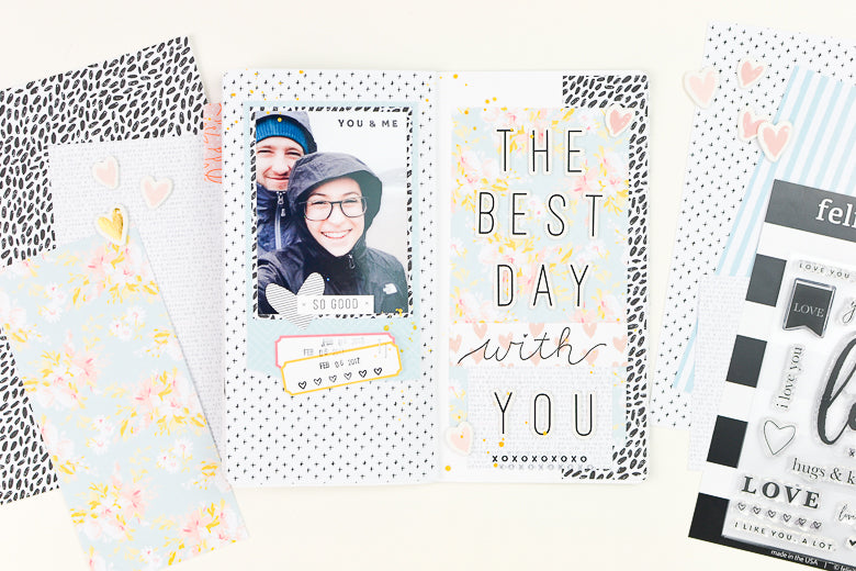 The Best Day TN Layout | Suzanna Stein