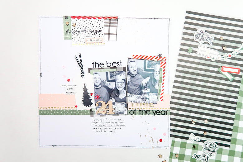 The Best Time of the Year Layout | Suzanna Stein