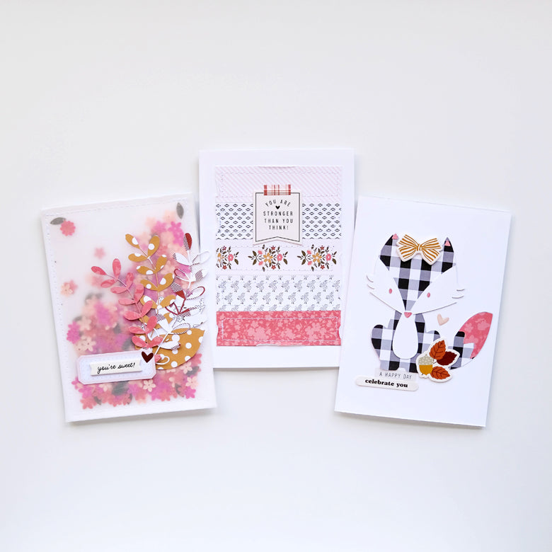 Fun Textured Cards | Tiffany Julia
