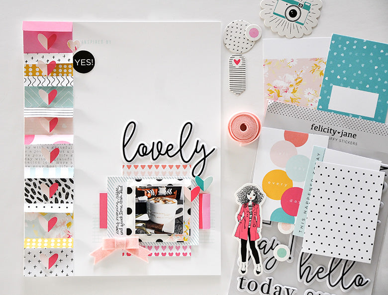 Lovely Layout | Leigh Ann Odynski