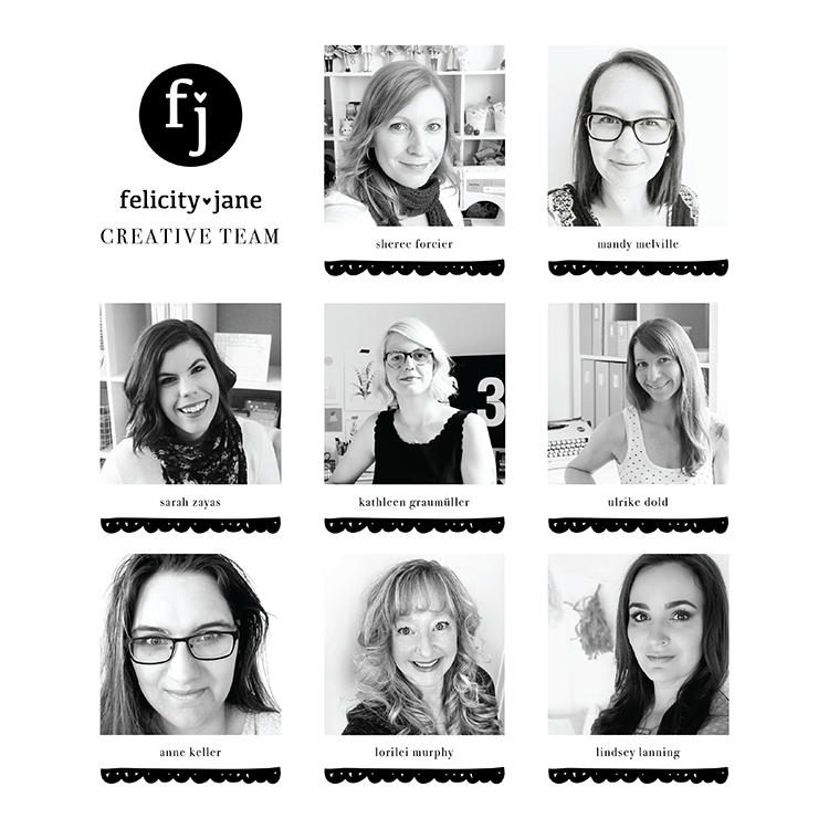Meet the Felicity Jane Creative Team!