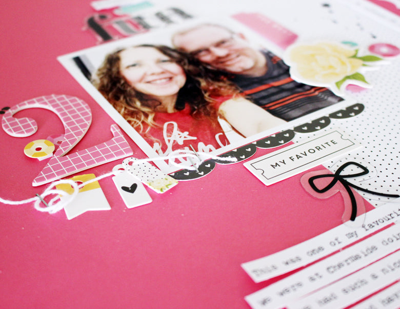 Fun Layout | Kim Jeffress