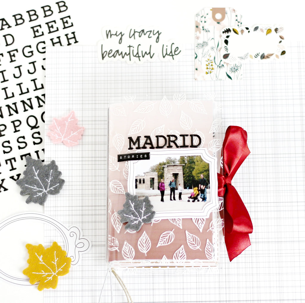 Madrid Mini Album  | Jana Bennett