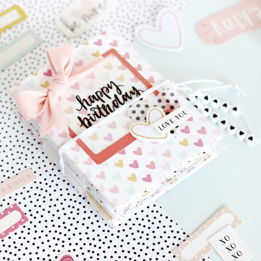 Birthday Mini Album | Jana Bennett