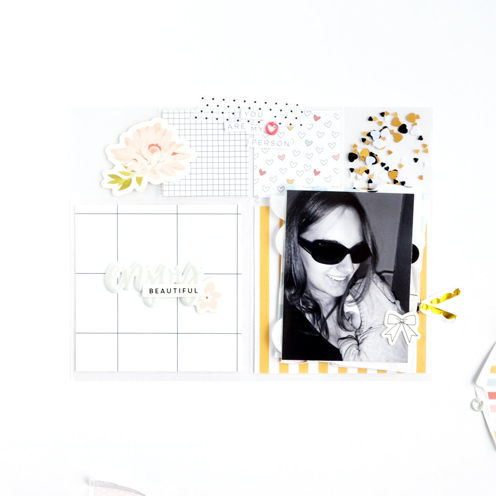 Enjoy Layout | Anne Keller