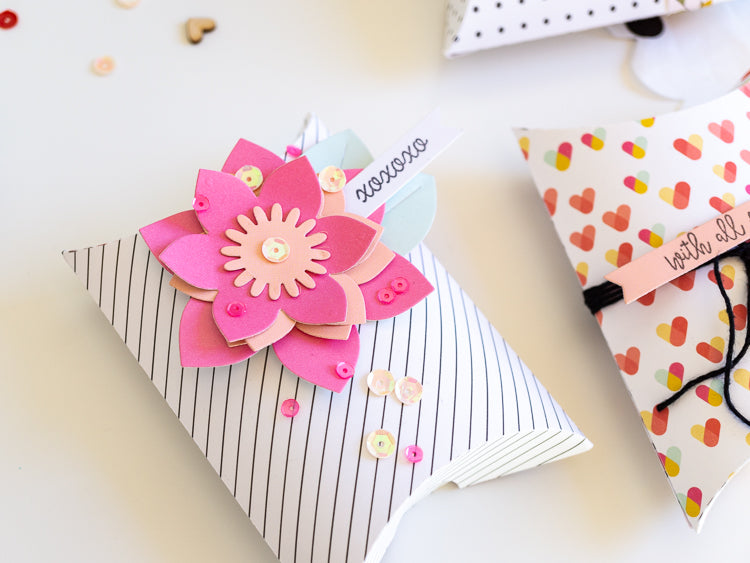 Valentine Pillow Boxes 2 | Ulrike Dold | Felicity Jane